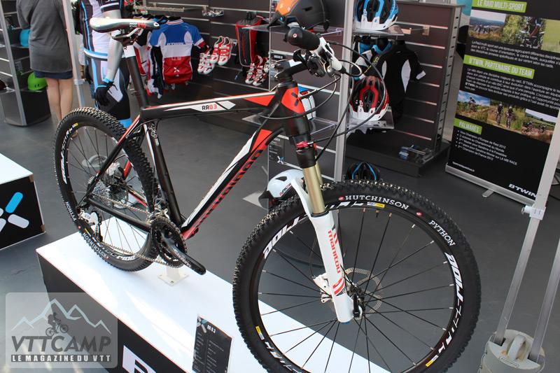 Rockrider 8 XC (8XC) Mountain Bike Review - Decathlon (Prix)